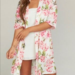 How Me Your MuMu Brie Robe